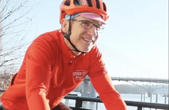 River City Bike's Dave Guettler