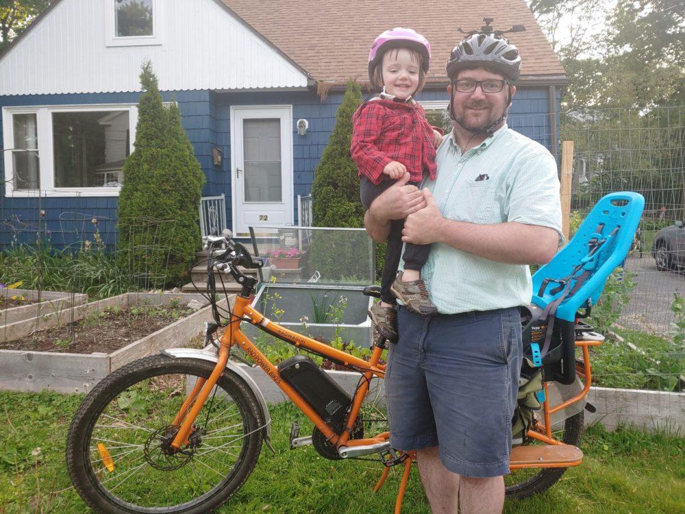 E-Cargo Bike