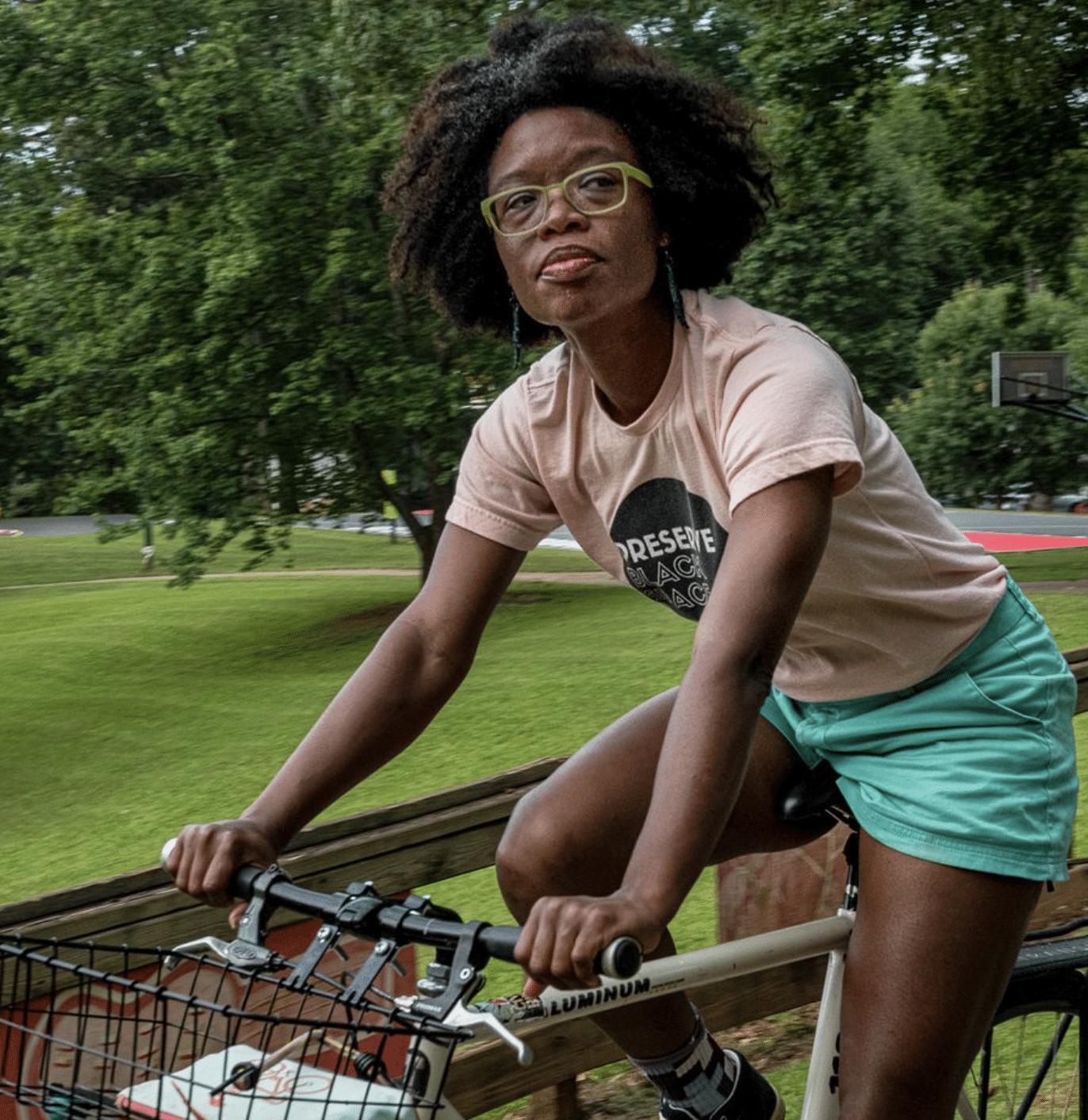Women on Bikes Needra